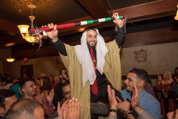 Palestinian Henna Party