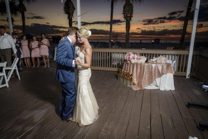 Clearwater hilton wedding