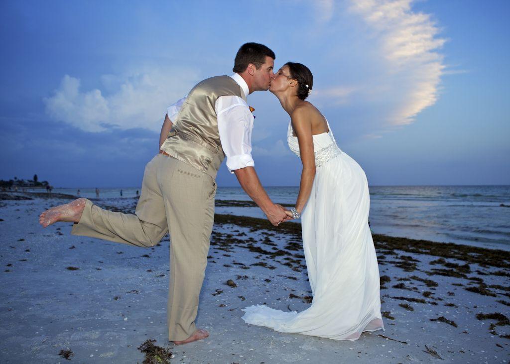 Beach Weddings Near Sarasota Fl