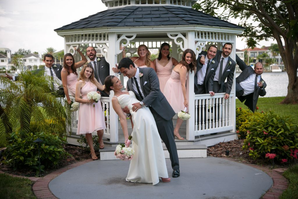 Affordable Wedding Photography Tampa Fl: Wedding Photographers Tampa From Downtown To Tampa Bay