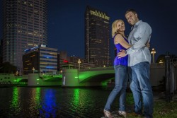 Phtoographers in Downtown Tampa