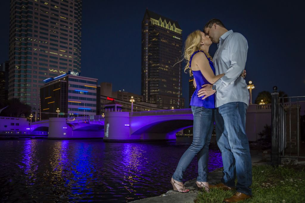 Tampa Engagement Wedding Photographers