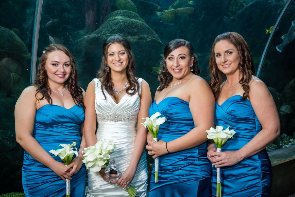 Weddings at Florida Aquarium