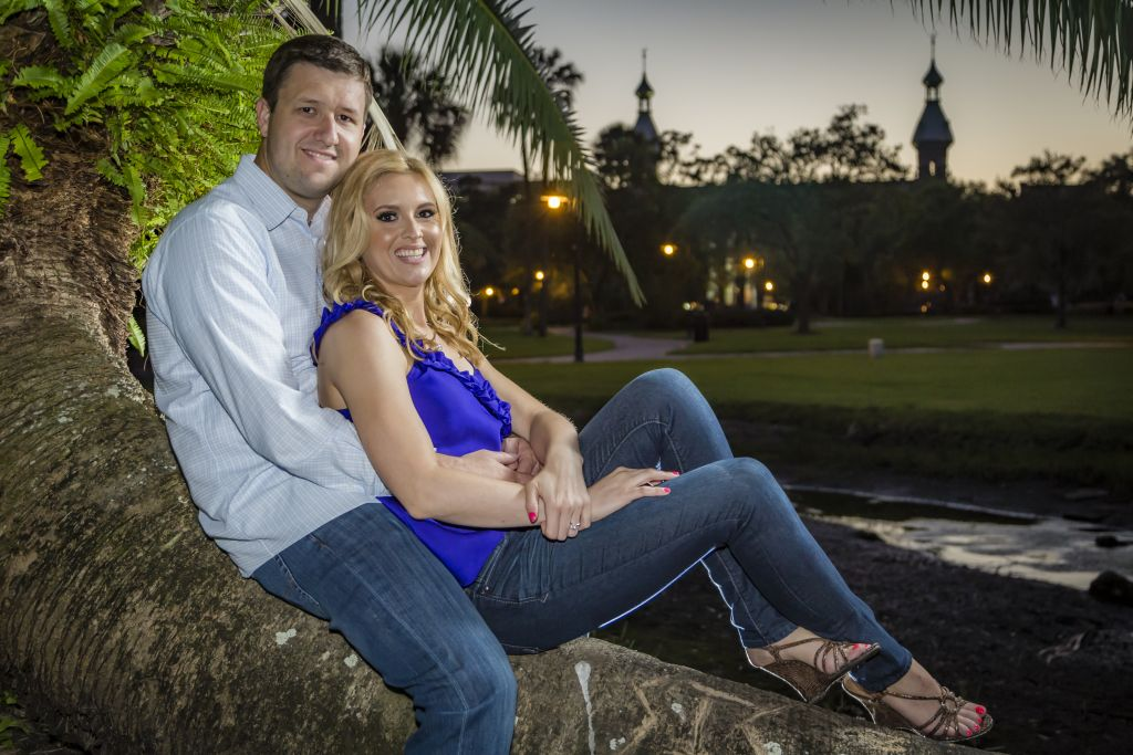 Engagement Photography in Tampa