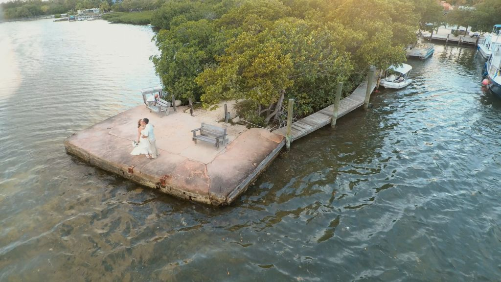 Florida Keys Wedding at Coconut Cove Resort
