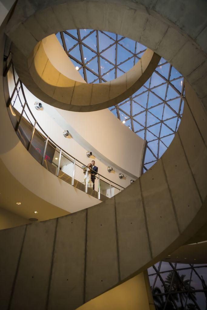 Wedding at The Dali Museum