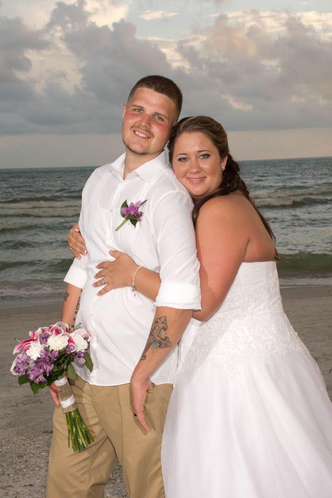 Wedding at Alden Suites Beachfront Suites