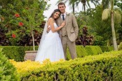 Wedding at Hollis Garden