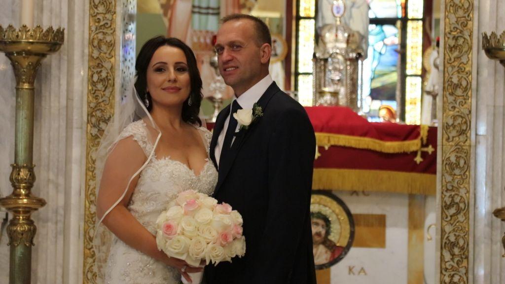 St nicholas wedding
