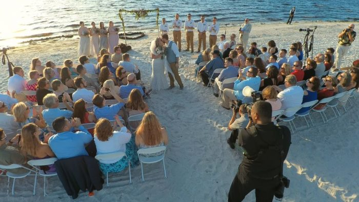 Tent for Weddings at Little Harbor