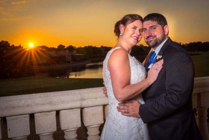 Wedding at Feather Sound Country Club