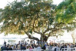 Wedding at Palmetto Riverside Bed & Breakfast