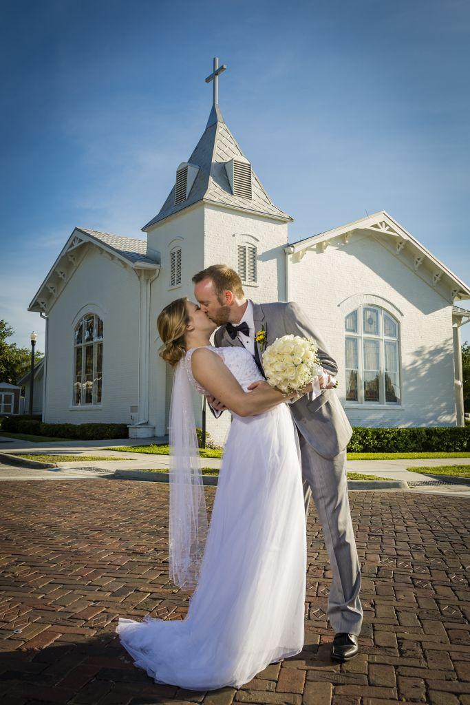 Wedding at Rheba Sutton White Chapel