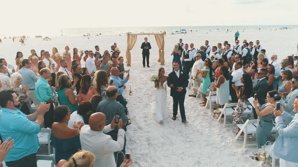 Wedding At Hilton Clearwater Beach Amanda Matthew