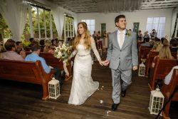 Wedding at Cross Creek Ranch