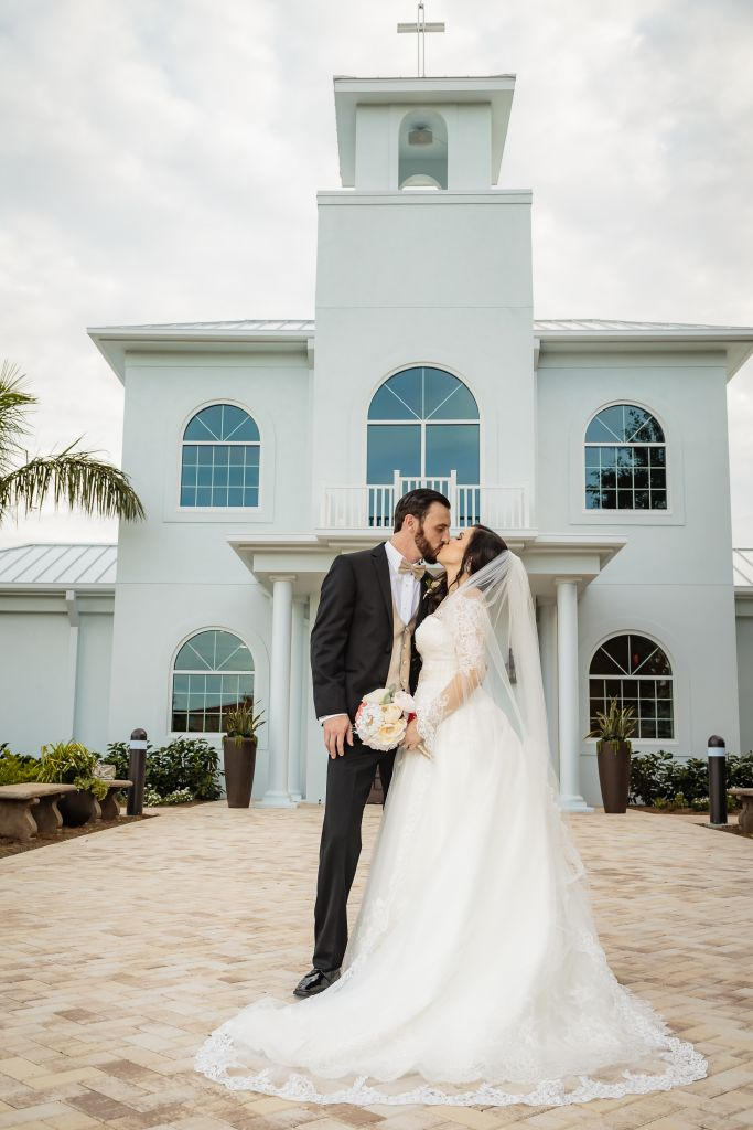 Weddings at Harborside Chapel