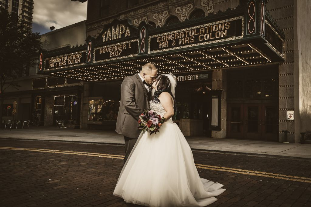 Tampa-Theatre-Wedding-Photographers