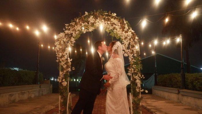 Wedding at The Barn at Winthrop