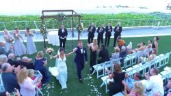 Wedding at Marriott Harbor Beach