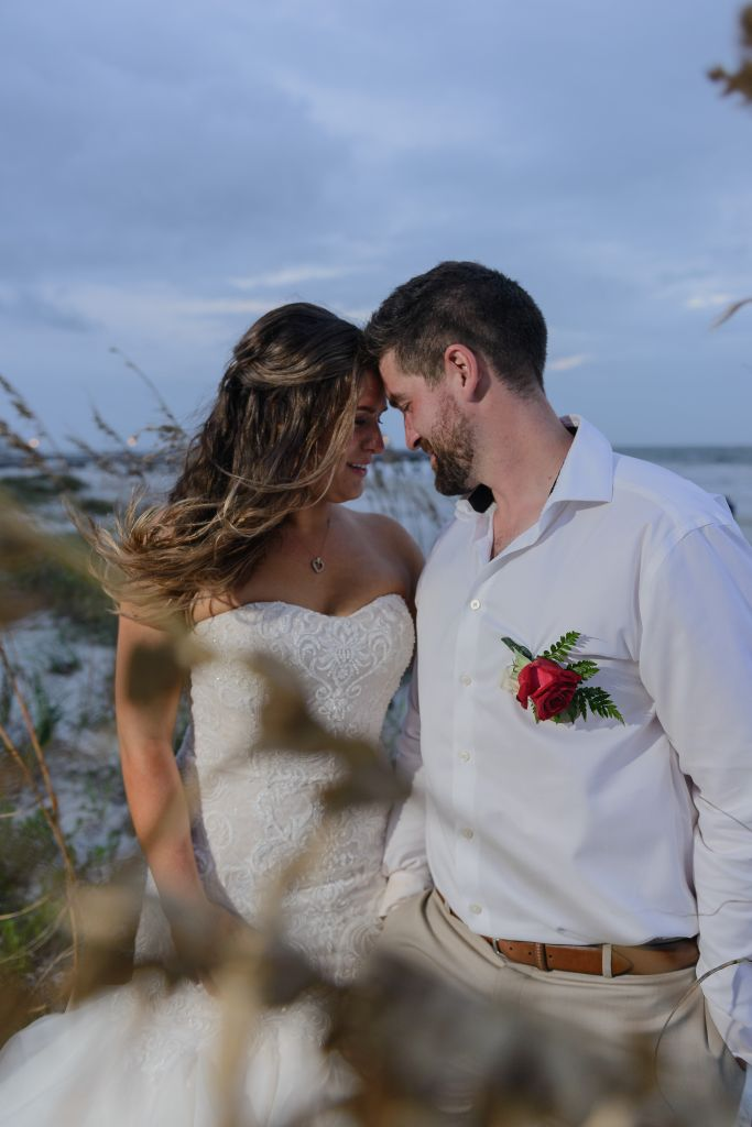 Wedding at Civitan Beach Club