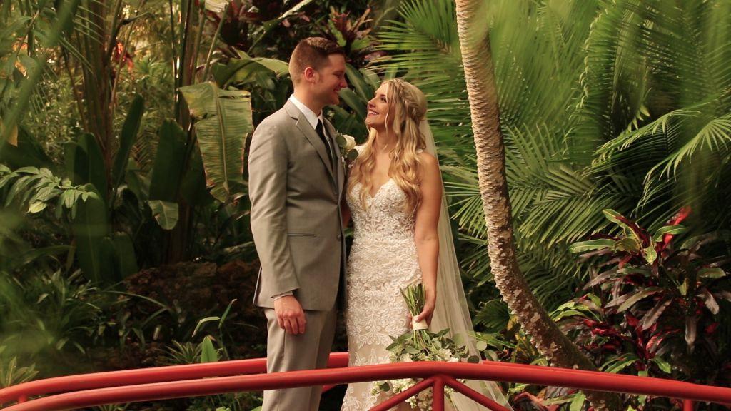Sunken Gardens Wedding.Wedding At Sunken Gardens Jennifer Mcgregor