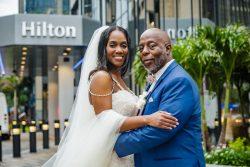 Wedding Photographers Tampa Hilton Downtown