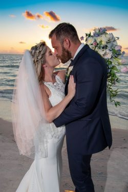 Wedding at Marriott Sand Key