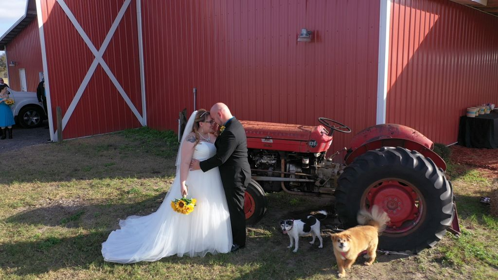 Wedding at Big Red Barn Plant City